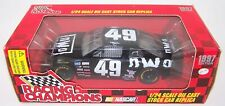 1997 Racing Champions 1:24 KYLE PETTY #49 nWo Chevrolet Monte Carlo