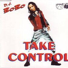 DJ Bobo Take control (1993) [Maxi-CD]
