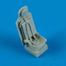 Quickboost 1/72 P-51D Mustang seat with safety belts # 72397