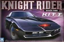 Knight Rider K2000 K.I.T.T. KITT Season 3 Pontiac Transam Model Kit 1/24 Aoshima