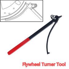 Flywheel Flex Plate Turner Turning Tool Holder Wrench Clamps Car Repair Tool