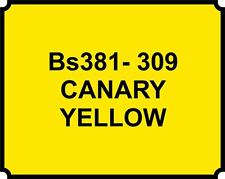 SPRAY CAN CARNARY YELLOW HEAT RESISTANT PAINT BRAKE CALIPER ENGINE Proof HOT