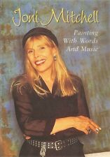 Joni Mitchell: Painting With Words And Music [DVD]