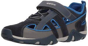 Geox 234925 Kids' Aragon 11 Blue Azure Sandal size 31