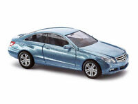Busch 41655 Mercedes Benz MB E-Klasse Coupe CMD blau 1:87 Neu
