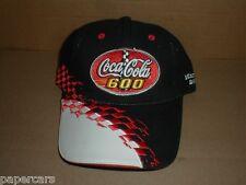 2012 Coca Cola 600 Charlotte Motor Speedway NASCAR Racing original Coke Hat NEW