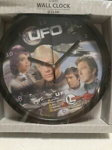 Gean Roseanbery U.F.O Series A New Wall Clock New Still Factory Seald