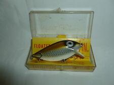 "Vintage 3"" Storm Thin Fin Fishing Lure w/ Box  Lot O-135"