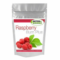 STRONGEST WEIGHT LOSS FAT BURNERS RASPBERRY KETONE BURN PLUS DIET PILLS SLIMMING