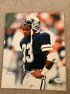 Tony Dorsett Dallas Cowboys Signed 8x10 Photo Autograph Auto JSA SOA  QTY AVAIL