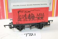 Hornby OO 1:76 R.6099 LE Pendle Forest Goods Van  FNQHobbys T721