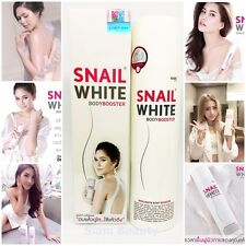 10xBody Cream Snail White Booster Lotion Whitening Skin Smooth Brighter Younger