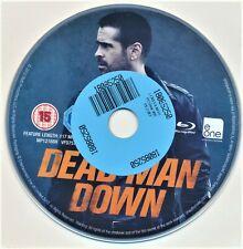 Dead Man Down Blu Ray