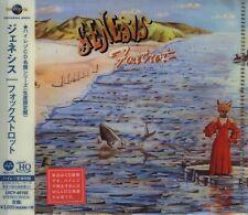 Genesis - Foxtrot+++UHQCD Japan Import+++++NEU++OVP