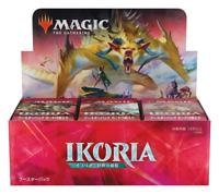 MTG - Ikoria: Lair of Behemoths - Draft Booster Box (Japanese Language Version)