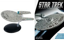 STAR TREK Official Starships Magazine Special #5 USS KELVIN (09 Movie) 9""