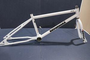 Vintage old school 1983 Kuwahara Nova BMX frame and fork