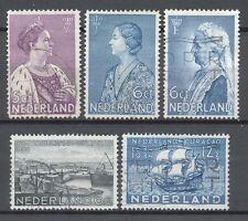 Nederland  265 - 269 gebruikt (1)