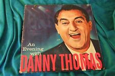 An Evening With Danny Thomas LP XTV 6081