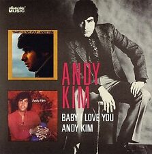 Baby, I Love You/Andy Kim