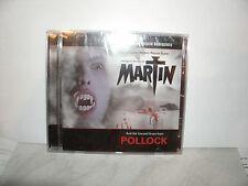 MARTIN,ORIGINAL MOTION PICTURE SOUNDTRACK,GEORGE A. ROMEROS,ULTRA RARE CD