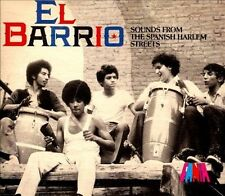 El Barrio: Sounds from the Spanish Harlem Streets [Digipak] (CD, Jun-2012,...