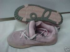 WANTED ATHLETIC STYLE SHOE LEATHER UPPER PINK SIZE 7 .