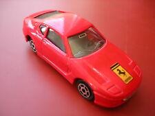 MAJORETTE FERRARI 456 GT ROUGE  !!!!!!!!