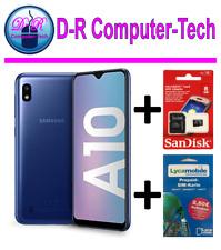 SAMSUNG A10s 32GB Bundle +8GB microSD +Lyca Prepaid-Karte *NEU* ohne SIM-LOCK