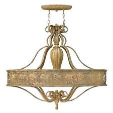 Plafonniers et lustres beiges en métal pour la maison avec 4 - 6