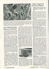 1945 Aviation Article Azon Radio Controlled Bombs Bombing Burma Pacific