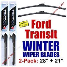 WINTER Wipers 2-Pk Premium 2015-2016 Ford Transit 150 250 350 350HD 35280/35210
