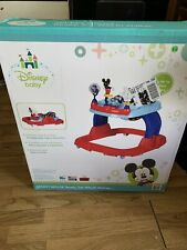 Safety 1st Ready, Set, Walk! Baby Walker, Mickey Mouse - Used