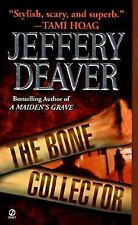 The Bone Collector: The First Lincoln Rhyme Novel Jeffery  Deaver Mass Market P