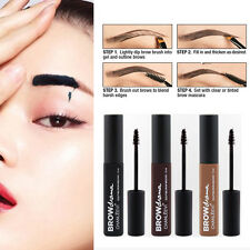 Beauty Makeup Waterproof Long lasting Peel-off Eyebrow Tint Eye Brow Gel&Mascara