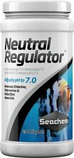 Seachem Neutral Regulator 250g- Buffer pH 7.0 Freshwater Tropical Fish Aquarium