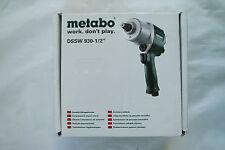 Metabo  Druckluft-Schlagschrauber DSSW 930-1/2