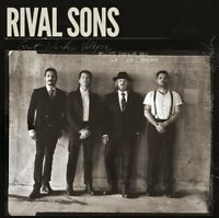 RIVAL SONS - GREAT WESTERN VALKYRIE (DOUBLE VINYL GATEFOLD,BLA) 2 LP NEW