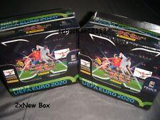 Panini Road to UEFA Euro 2020 Adrenalyn XL 2x Display/100 Booster NEW