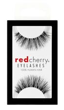 Red Cherry #523 Lashes - 100% Human Hair False Eyelashes - High Quality Lashes!