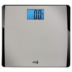 EatSmart Precision 550 Pound Extra-High Capacity Digital Bathroom Scale with