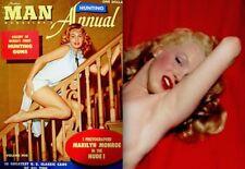 Marilyn Monroe Magazine 1950s Modern Man Annual V5 Anita Ekberg Tom Kelly Photo