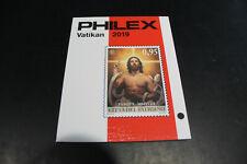 Philex Vatikan Briefmarkenkatalog 2019 Neu