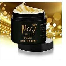 MOOI Keratin Hair Treatment Damage Smooth Coloring Blow Dry Straightening 300g.