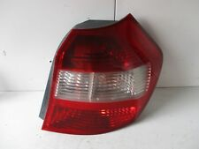 BMW 1 SERIES E87 RIGHT O/S REAR/DRIVERS SIDE  TAIL LIGHT