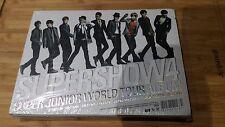 Super Junior - Super Junior World Tour Album - Supershow 4 - Philippines