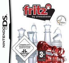 Nintendo DS Spiel - Fritz by Chessbase (DE/EN) (mit OVP)