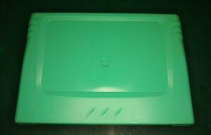 Official SEGA Saturn Backup Memory Cartridge Green