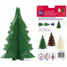 Christmas Xmas 3D Tree Mould for Chocolate by Wilton