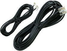 Avaya Voicestation Polycom Soundstation 2 Conference Phone Cords Cables **NEW**